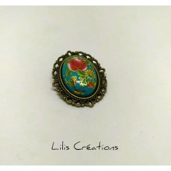 copy of Broche oiseau et...