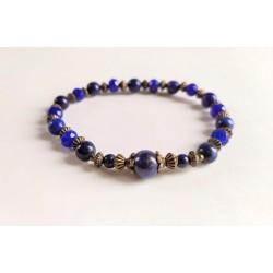 "Bracelet ""Lapis lazuli""..."
