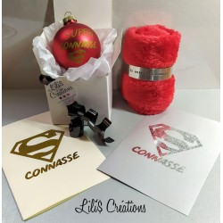 "Box cadeau ""Super connasse"""