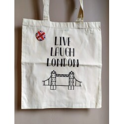 "Tote-bag ""London"""