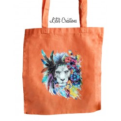 "Tote-bag ""Lion"""