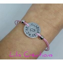 "Bracelet ""NAISSANCE""..."